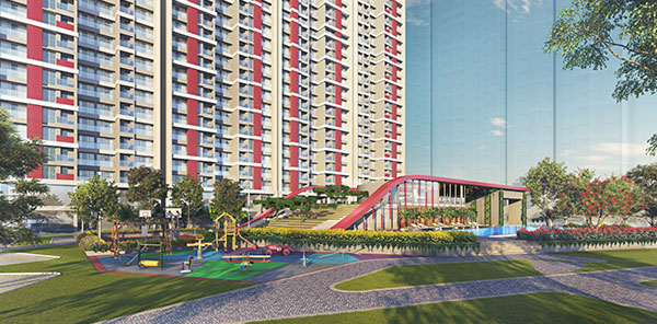 Northern Lights  - Residential Flat for Sale in Thane