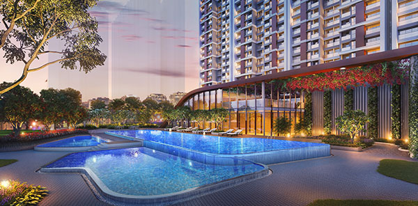 Northern Lights  - Residential Property in Thane