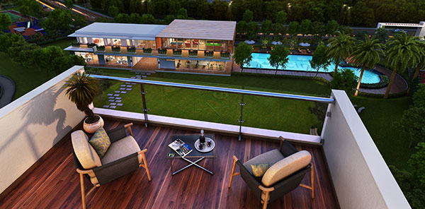 Vicinia - Residential Flat for Sale in Andheri