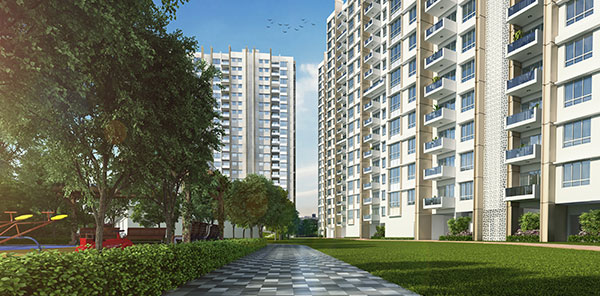 Vicinia - Residential Property in Andheri East